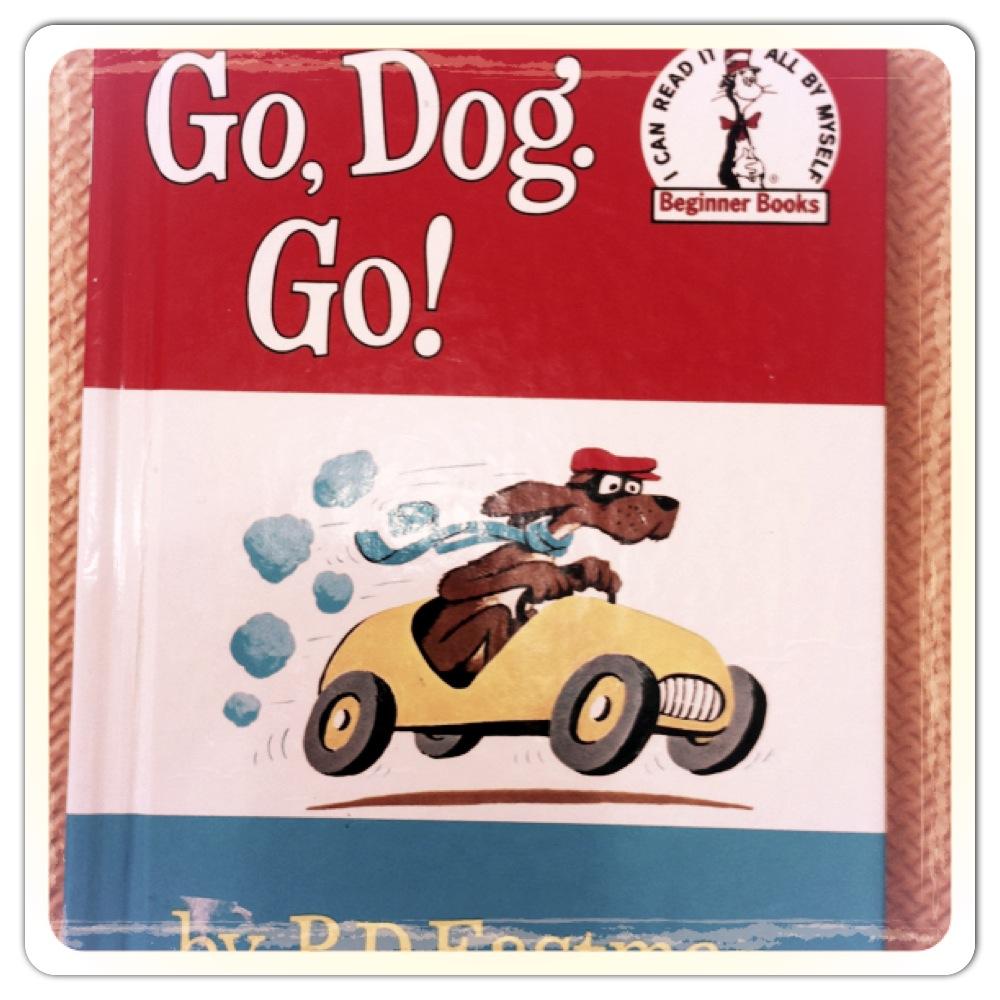 Go. Dog, Go!!